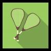 logo del. squash