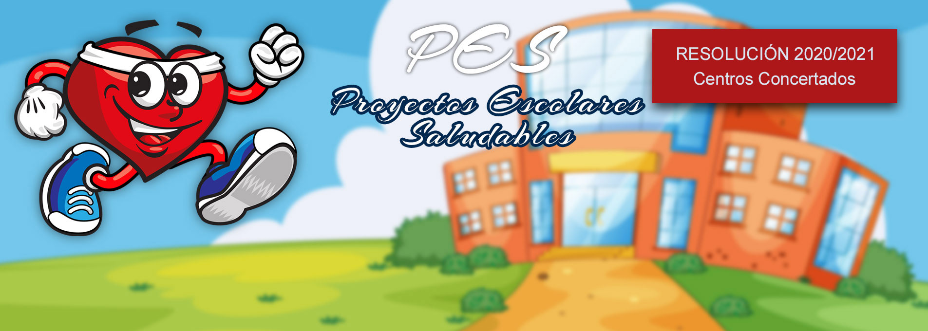 Resolución Proyectos Escolares Saludables 2020-2021