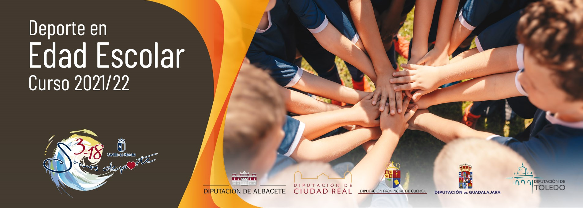 Convocatoria 2021-2022 de Deporte en Edad Escolar