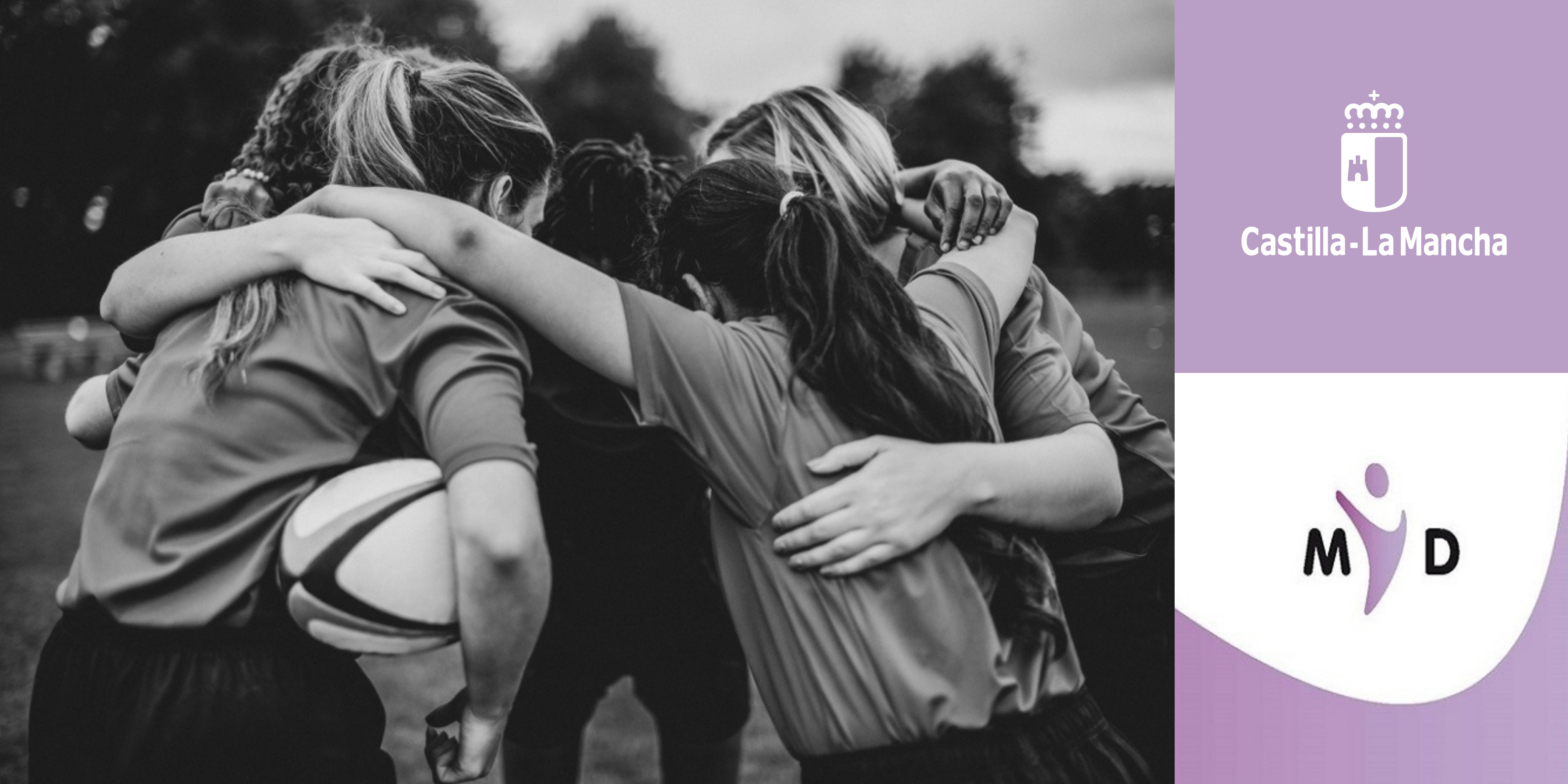 Banner Igualdad en el Deporte/Mujer y Deporte