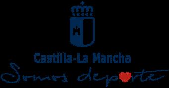 Logo Castilla-La Mancha Somos Deporte