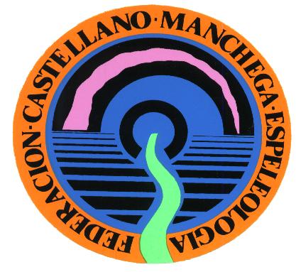 logo fed espeleología