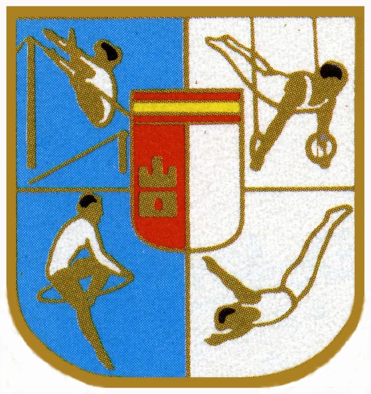 logo fed. gimnasia CLM