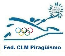 logo fed piragüismo