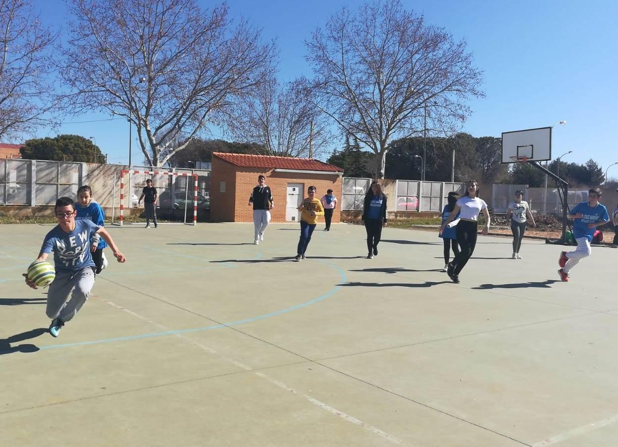 Iniciación Deportiva en Educación Secundaria. Cuenca 2018 - 2019.