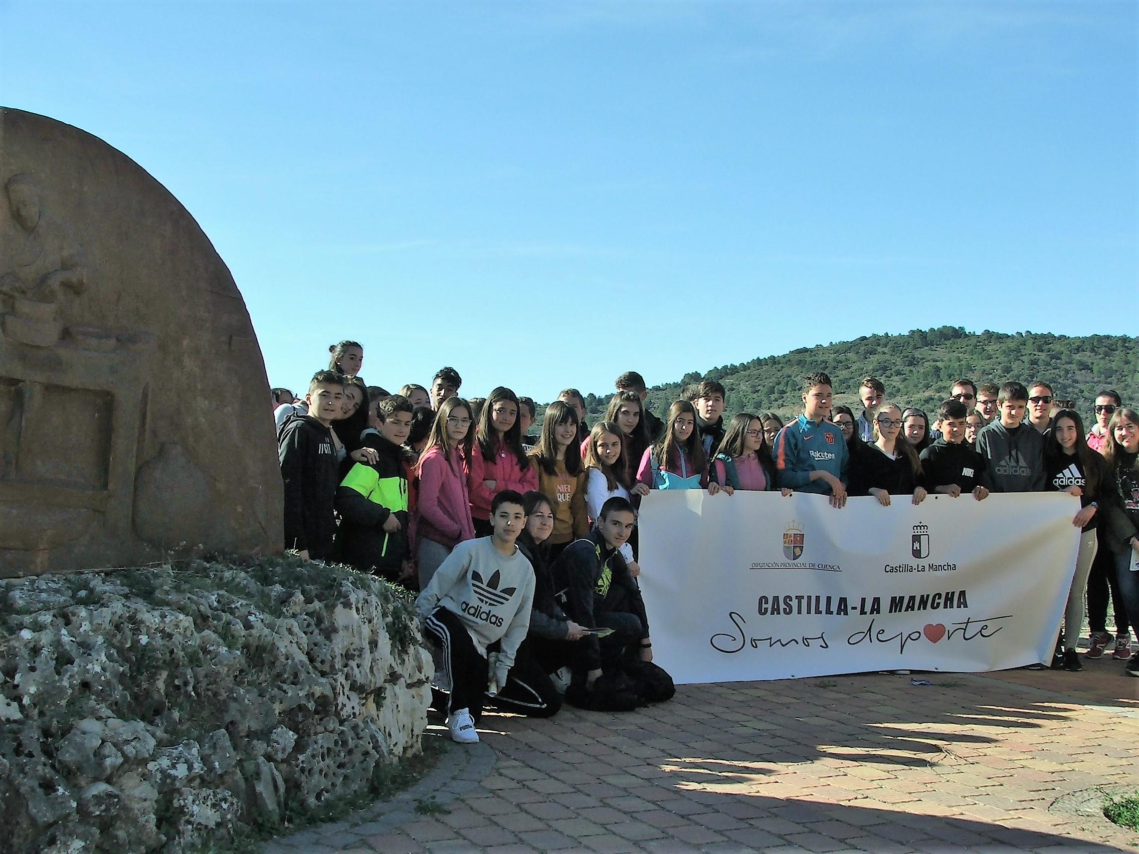 Senderismo Cuenca 2019.