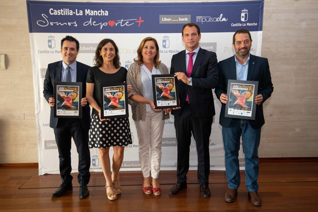 Presentación Semana Europea del Deporte 2019