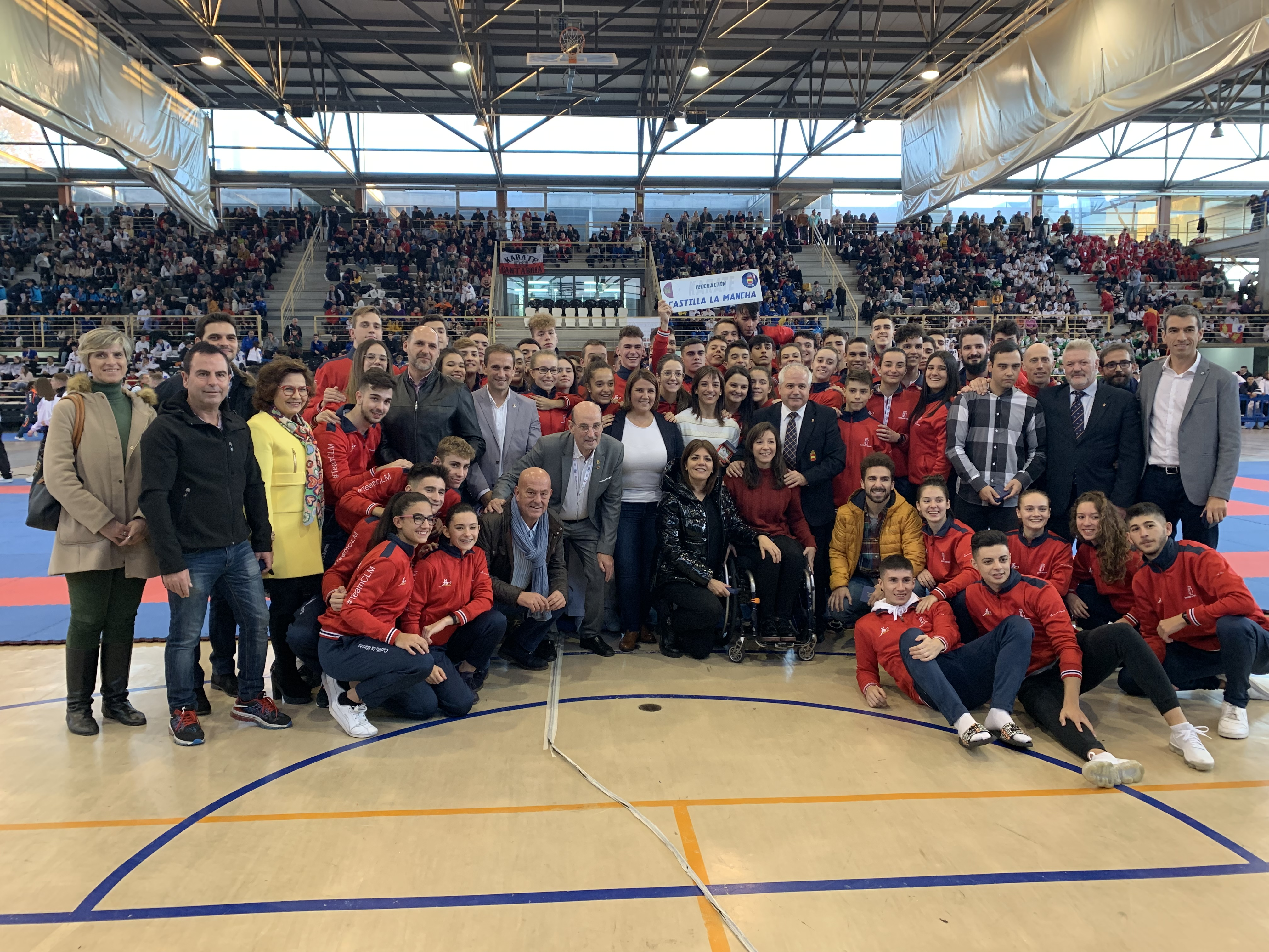 Campeonato de España de Kárate cadete, junior y sub-21