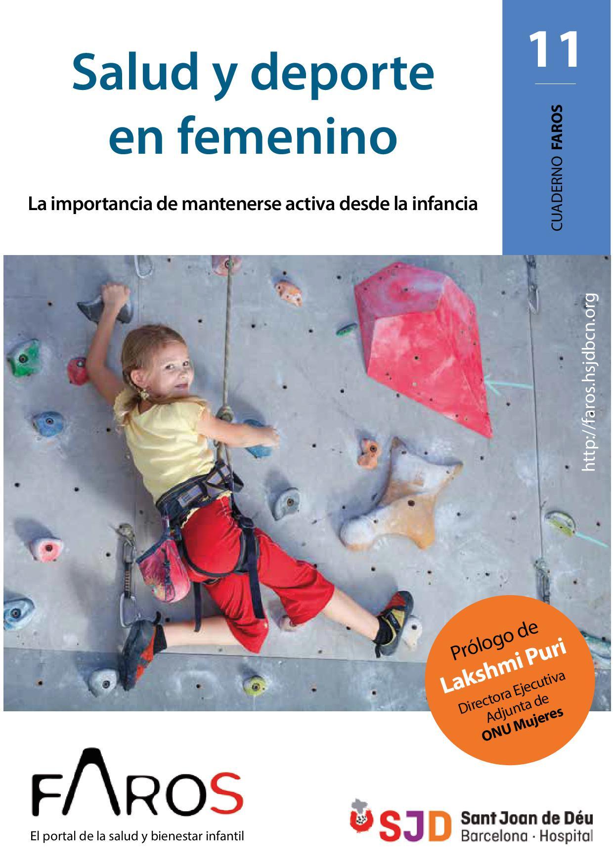 Salud y deporte en femenino - Cuadernos FAROS