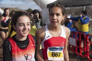Campeonato Provincial de Campo a Través. Tercera Jornada. Tarancón.