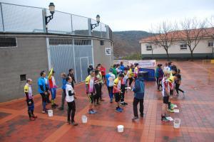Campeonato Provincial de Orientación. Torrejoncillo del Rey.
