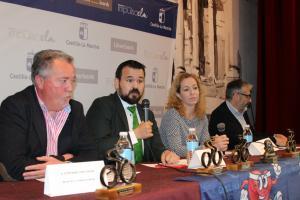Inauguración Jornadas 'Educar en Salud'