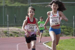 Campeonato Pronvincial de Atletismo Alevín e Infantil Equipos