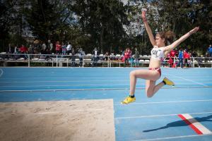 2ª jornada regional atletismo