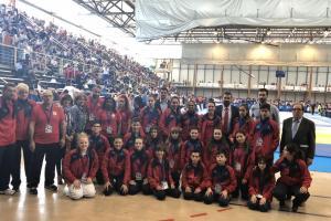 Campeonato de España de Judo en edad escolar