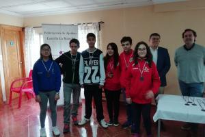 Equipo mixto infantil de Castilla-La Mancha