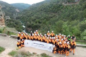 Programa Somos deporte 16 - 18. Cuenca.