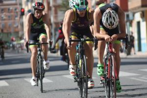Campeonato Regional de Triatlón en Edad Escolar. Cuenca.