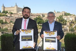 Presentación de premios y distinciones al mérito deportivo 2017