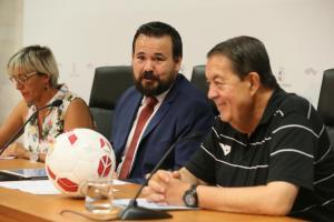Presentación de los Torneos de Fútbol y Fútbol Sala de Castilla-La Mancha
