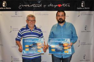 Consejero y director general Juventud y Deportes deportistas alto rendimiento 2017