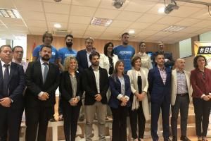 Presentación de la caravana BEACTIVE - Semana Europea del Deporte