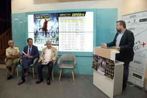 Presentación de la Semana Europea en Toledo