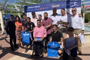 Acto protocolario de la presentación Semana Europea del Deporte en Tarancón