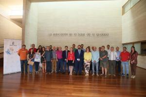 Comisión Técnica Regional programa 'Somos deporte 3-18'