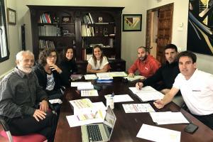 Presentación del grupo de iniciación de Argamasilla de  Alba