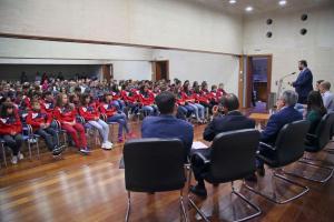 Presentación de Jóvenes Promesas