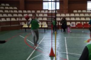 Jornada Iniciación deportiva en primaria. Cuenca.