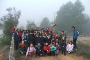 Senderismo Cuenca. PR 73.