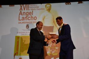 XVII Premios y Distinciones al Mérito Deportivo 'Ángel Lancho'