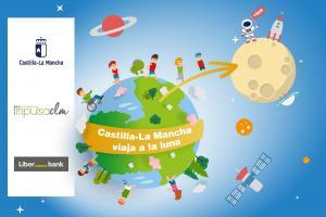 Presentación desafíos y CLM viaja  a la  luna