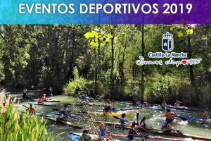 Subvenciones eventos deportivos 2019