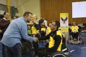 II Jornadas Olímpicas y Paralímpicas de Rugby