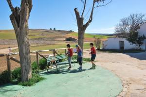 Primera Jornada Campeonato Provincial de Orientación en Edad Escolar.