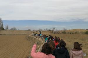 Fotografía Castilla-La Mancha viaja a la Luna (CEIP Nuestra Señora del Rosario / Balazote - Albacete)