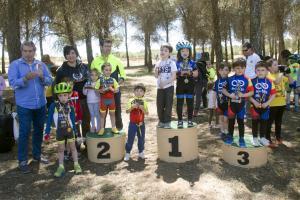 Campeonato Provincial de Ciclsimo MTB. El Provencio 2019.