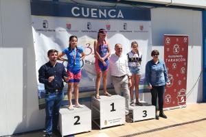 Campeonato Provincial de Triatlón. Tarancón 2019.