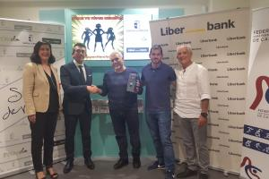Entrega del premio en Ciudad Real