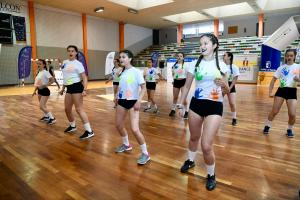Gimnastrada escolar Toledo 2019