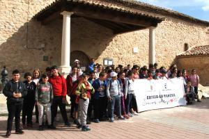 Senderismo Escolar. Cuenca 2019.