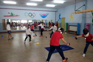 Promoción Deportiva - Actividades Deportivas 3-18