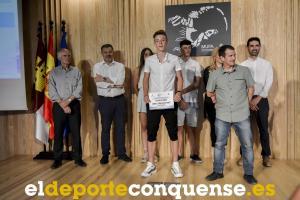 Gala Somos Deporte Cuenca.