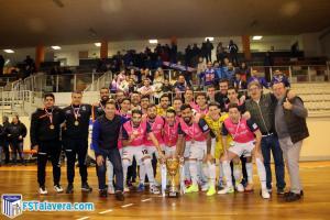 Trofeo JCCM- FS Talavera