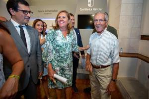 Presentación 19ª etapa Vuelta Ciclista a España