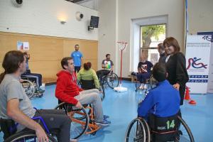 Curso de Educación Física Inclusiva