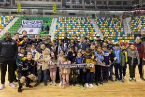 El Gobierno regional destaca la buena cantera de la que goza el balonmano en Castilla-La Mancha
